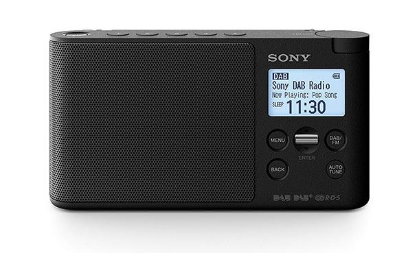 Regent Portatile Radio P1 DAB + 2x15W RMS DAB + DAB fino a 12 ore di ascolto Funzioni SLEEP e SNOOZE Argento Bluetooth 20 Stazioni Sveglia Digitale FM BASS REFLEX Display LCD USB