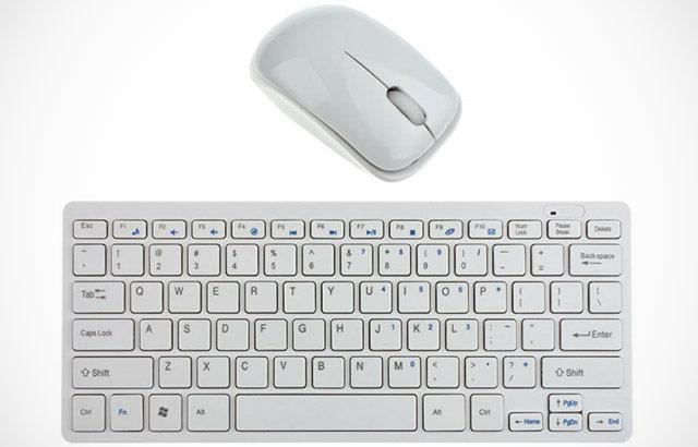Come collegare mouse e tastiera al telefono Consulente
