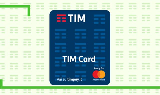 la SIM Green del progetto TIM Green