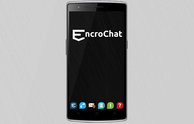 Il telefono EncroChat
