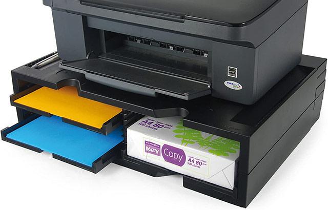 Il supporto per la stampante in offerta su Amazon