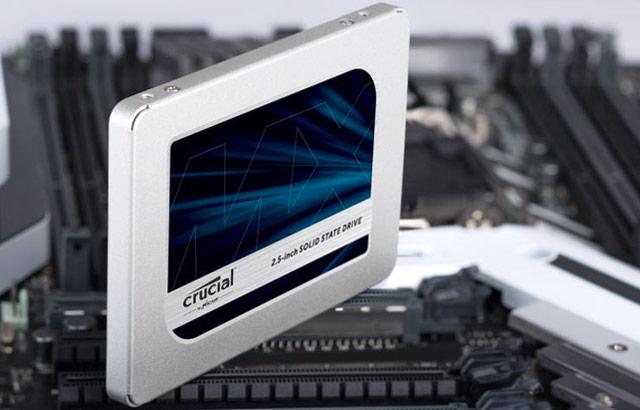 Crucial MX500, unità SSD da 1 TB