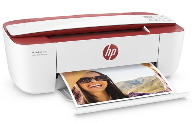 La stampante multifunzione HP DeskJet 3764