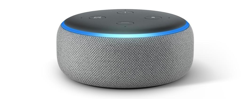 Amazon Echo Dot di 3a generazione
