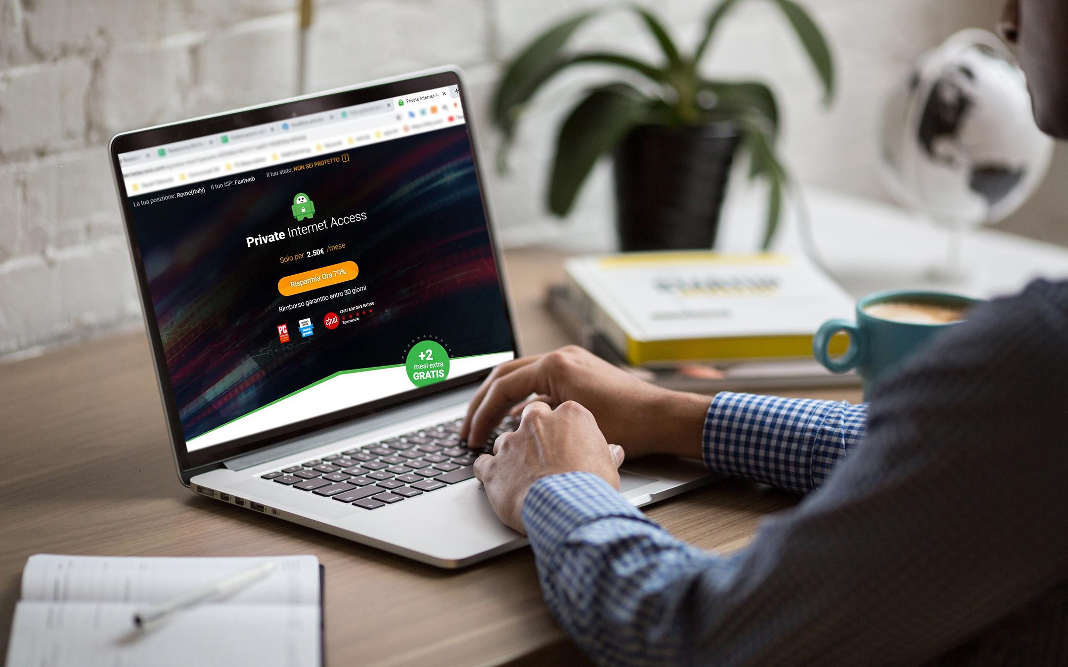 Private InternetAccess VPN