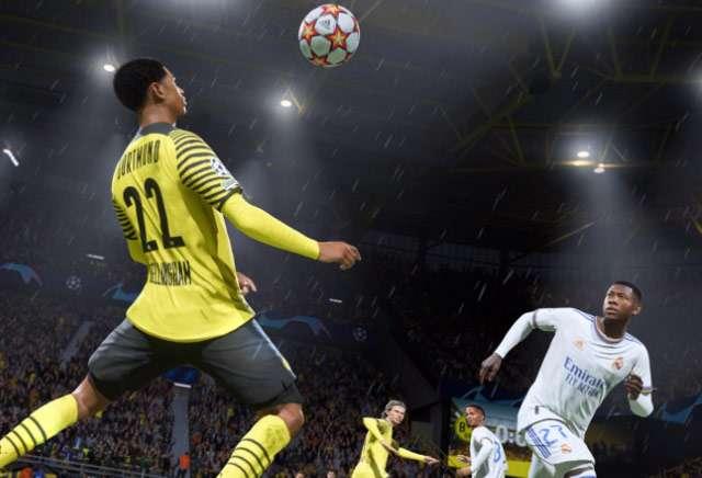 FIFA 22, uno screenshot